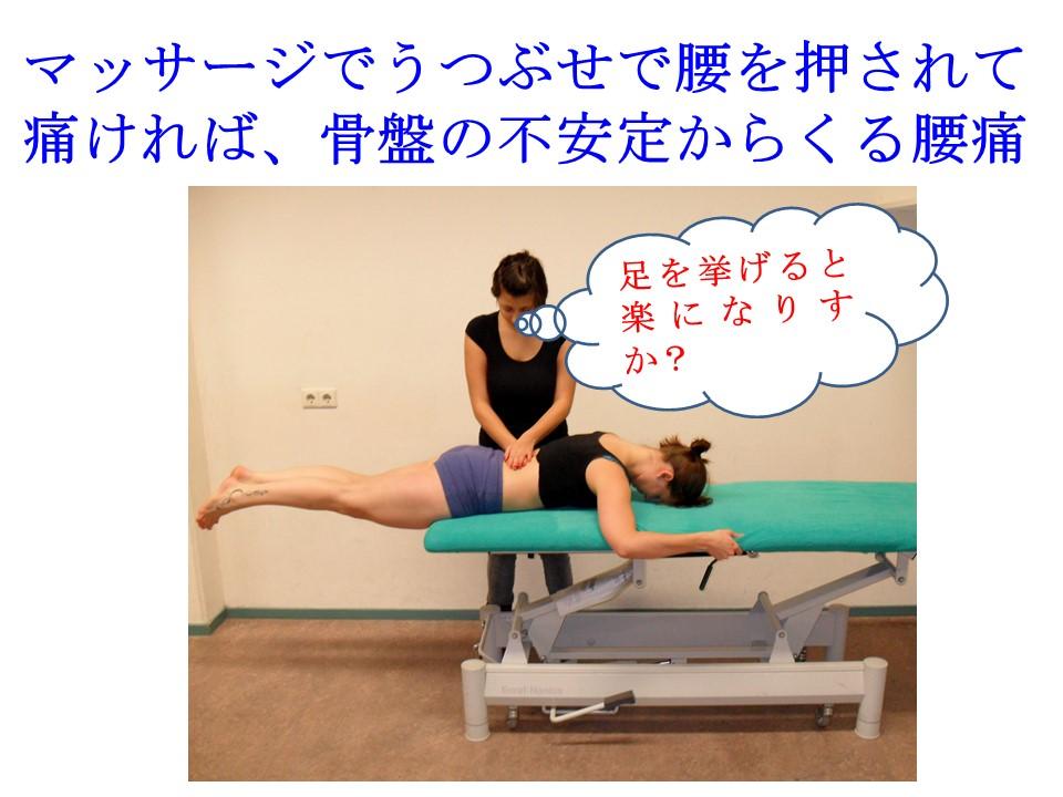 マッサージで腰を押されて痛むのならお尻の筋肉を鍛えよう